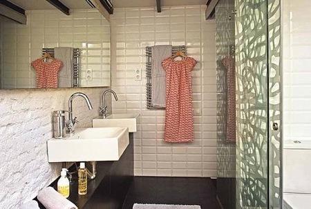 loft barcelona baño