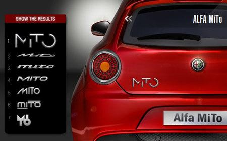 El Alfa Mi.To ya tiene logo