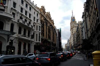 Edificios emblemáticos de la Gran Vía de Madrid: primer tramo (II)