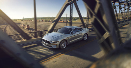 Ford Mustang 2018 8