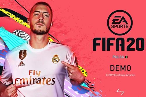 Demo FIFA 20 descargada: esto es lo que nos hemos encontrado