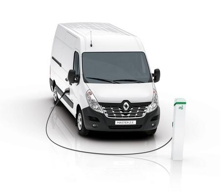 Renault concreta los detalles de la Renault Kangoo ZE y estrena la Renault Master ZE en el Salón de Bruselas