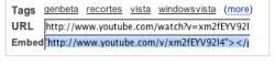 Truco para saber quienes incluyeron tus vídeos en sus blogs