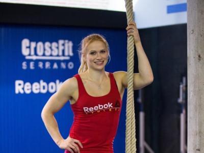 """Entrevistamos a Annie Thorisdottir, doble campeona de los Crossfit Games: """"no estoy nada de acuerdo con el no pain, no gain"""""""
