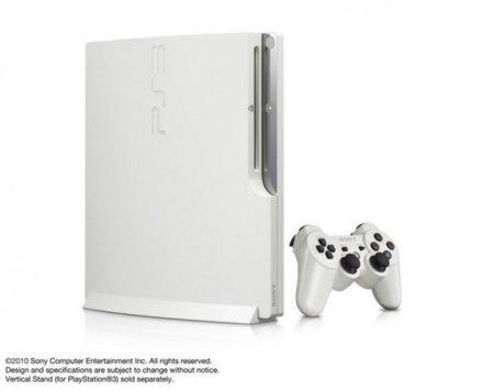 La Playstation 3 Slim blanca verá la luz este verano