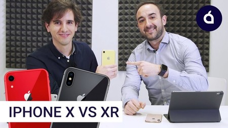 iPhone XR vs iPhone X: ¿Qué smartphone de Apple me compro en 2019? Las Charlas de Applesfera