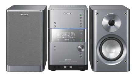 Sony CMT-U1BT, sistema HiFi Bluetooth
