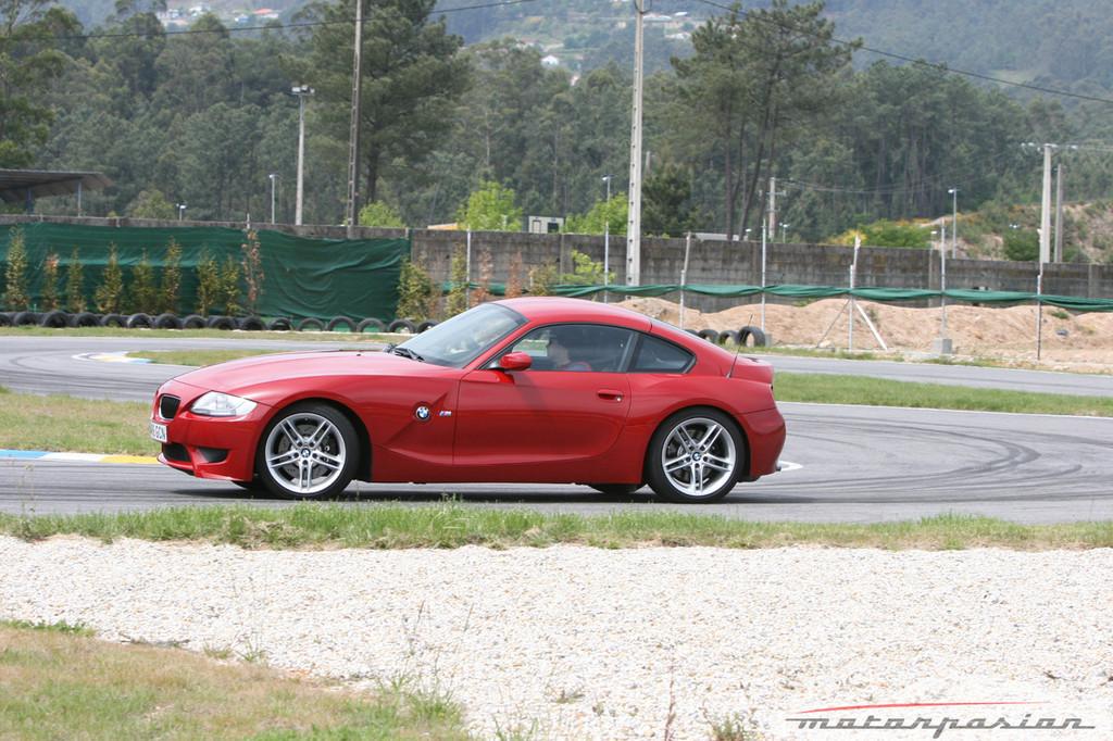 Foto de BMW Z4 M Coupé (prueba) (19/36)