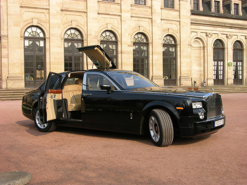 Foto de Rolls-Royce Phantom EDAG (1/4)