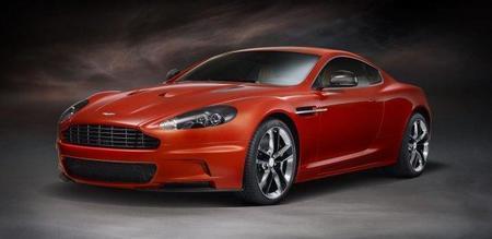 Aston Martin DBS Carbon Edition, novedad en Fráncfort