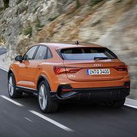 Audi Q3 Sportback: un nuevo SUV de estilo coupé que llega en otoño con un motor gasolina y otro diésel