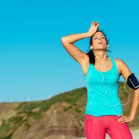 Lo que ocurre en tu cuerpo cuando corres deshidratado