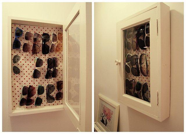 armario para gafas de Galiana Street