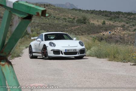 Porsche 911 GT3 2015 Prueba 6