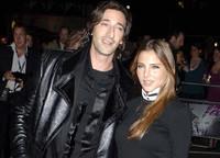 Elsa Pataky y Adrien Brody, pareja de enamorados en Londres