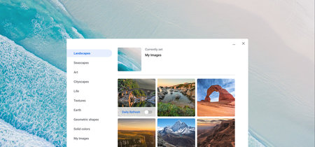 Google lanza Chrome OS 69, con soporte para apps Linux, nuevo diseño, luz nocturna y más