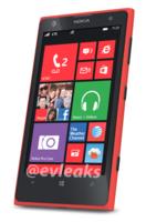 Evleaks filtra una foto de un Nokia Lumia 1020 rojo, y confirma un Nokia Rivendale