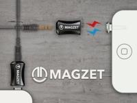 No más accidentes, Magzet trae una conexión magnética entre nuestros dispositivos y audífonos