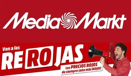 ReRojas: las rebajas de MediaMarkt, esta semana vienen cargadas de buenos precios para productos muy interesantes