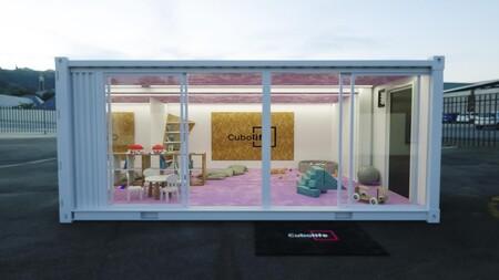 ¿Nuevo confinamiento a la vista? Descubre Cubolife, módulos para instalar gimnasios y oficinas móviles