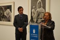 Cristina García Rodero, Combatiendo la nada en el Centro de Arte Alcobendas