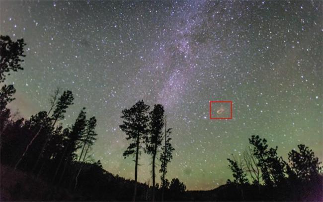 Esto es lo que podrías descubrir mientras fotografías la Vía Láctea para un timelapse