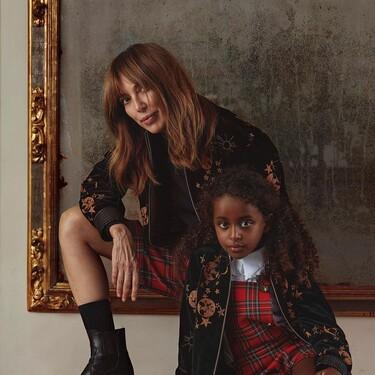 """Teresa Helbig apuesta por los diseños más ideales para niñas  y lanza la colección """"Petite Helbig"""" en edición limitada"""