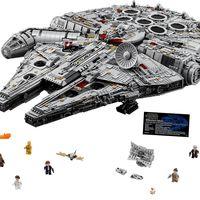 Toys 'r us nos ofrece un 50% de descuento en la segunda unidad de Lego Star Wars, Friends y City