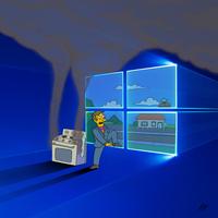 La última actualización acumulativa de Windows 10 está escondiendo los datos y perfiles de algunos usuarios