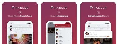 Qué ha pasado con Parler: la red social usada por los seguidores de Trump ha dejado de funcionar