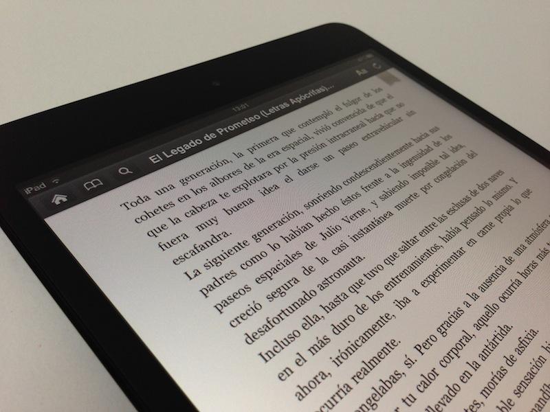Foto de Capturas de la pantalla del iPad mini (28/29)