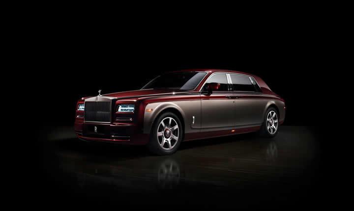 Foto de Rolls-Royce Pinnacle Travel Phantom (1/5)