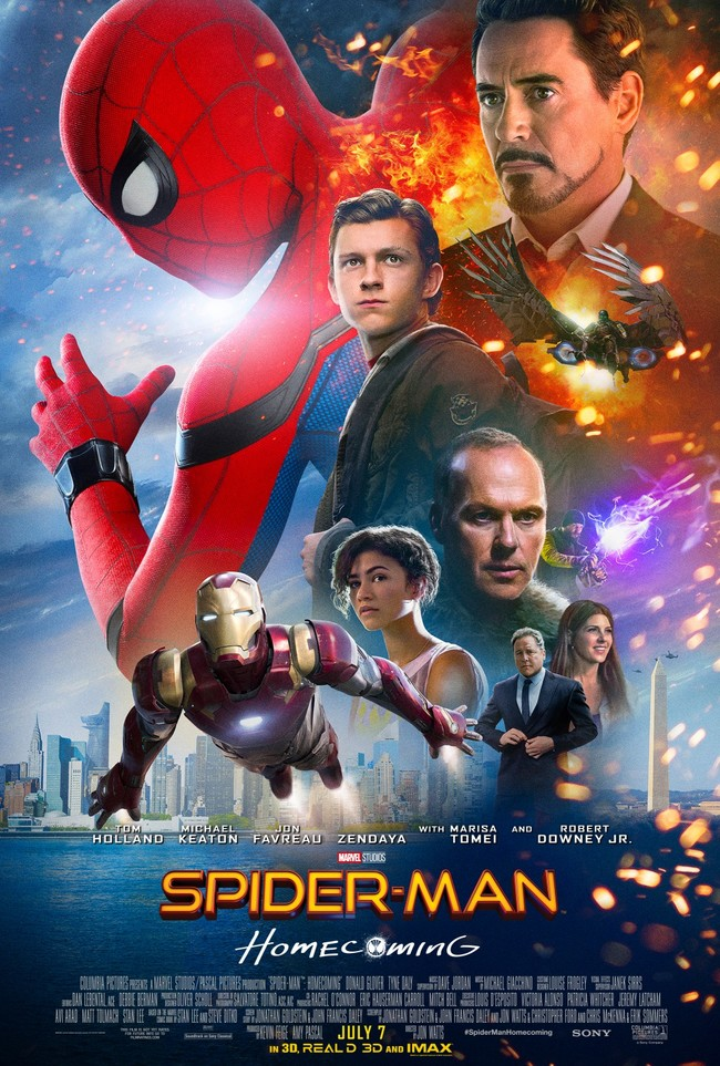 Espinof Peores Carteles 2017 Spiderman Homecoming