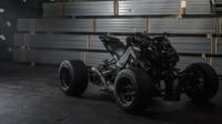 KTM X-Bow vs. Black Bull 1000, el bestial quad asfáltico inspirado en la Kawasaki Z1000