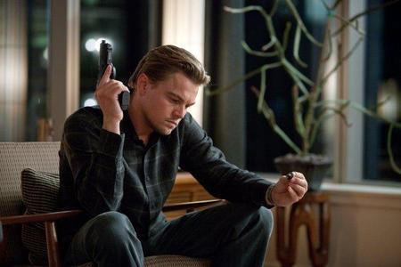 Leonardo DiCaprio es Cobb