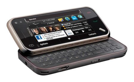 Nokia N97 Mini complementa los Nseries