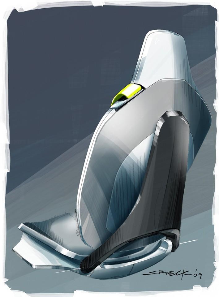 Foto de BMW Vision EfficientDynamics 2009 (17/92)