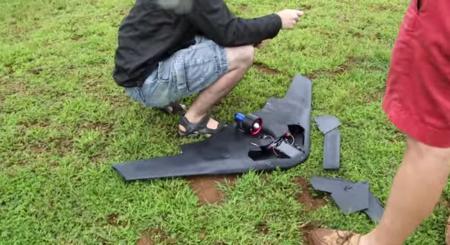 Estos drones impresos en 3D tienen capacidad para hacer el servicio militar