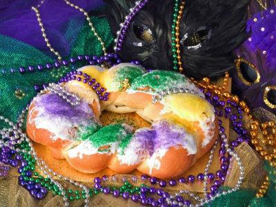 ¿Sabes cuál es la receta típica del Mardi Gras?