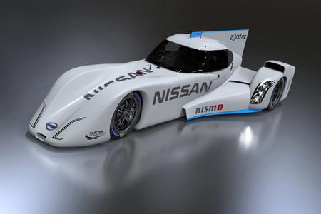 Nissan presenta en público el ZEOD RC