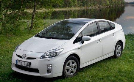 Toyota Prius III el coche híbrido más vendido en España en 2011