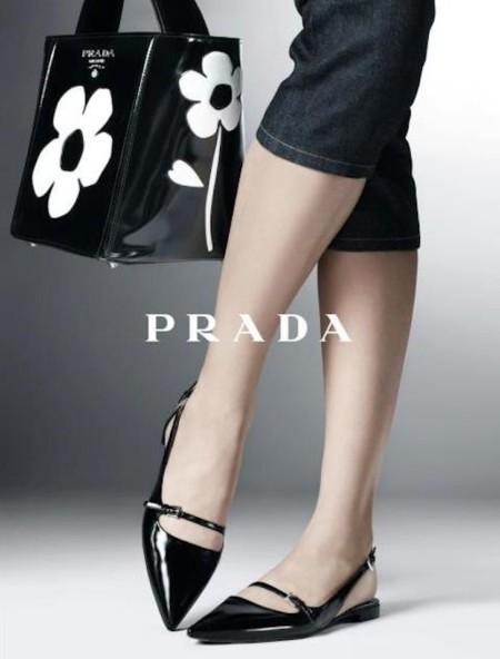 Claves de estilo para ir de shopping: zapatos planos con punta para el otoño