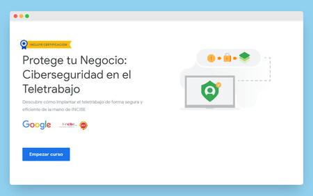 Google Curso Gratis Ciberseguridad