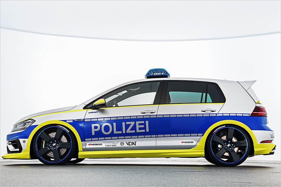 Foto de Volkswagen Golf 400R Oettinger (5/7)