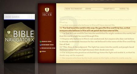 ¡Arrepentíos pecadores, la Biblia llega a Xbox 360!