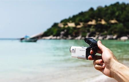 Sony FDRX3000R, una cámara de acción diferente que hoy, Amazon nos deja por unos 123 euros menos