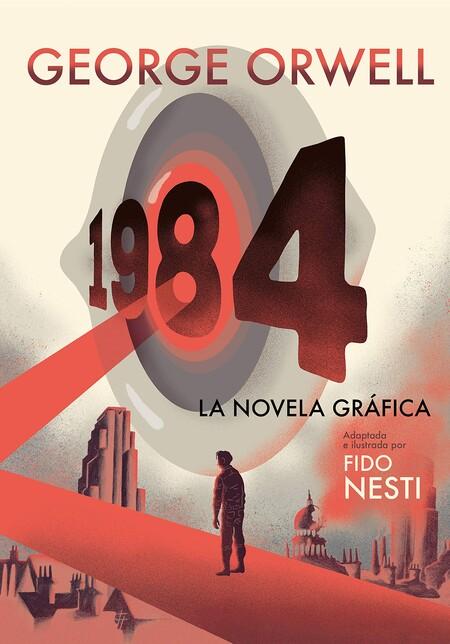 1984 novela grafica