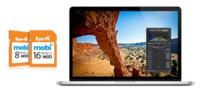 Eye-Fi Desktop Receiver for Mac beta, para transferir fotos y vídeos desde una tarjeta Eye-Fi Mobi al Mac