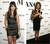 Todas las invitadas a la segunda edición de los Mango Fashion Awards