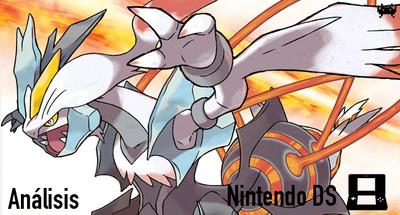'Pokémon Edición Blanca 2' para Nintendo DS: análisis